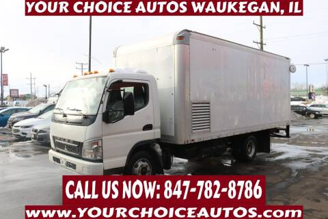 2008 Mitsubishi Fuso FE85D for sale at Your Choice Autos - Waukegan in Waukegan IL