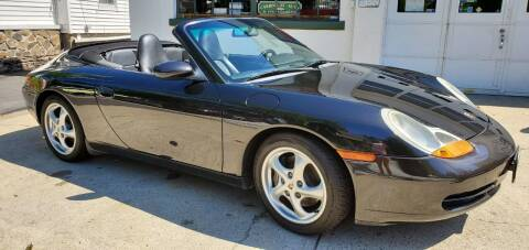 1999 Porsche 911 for sale at Carroll Street Auto in Manchester NH