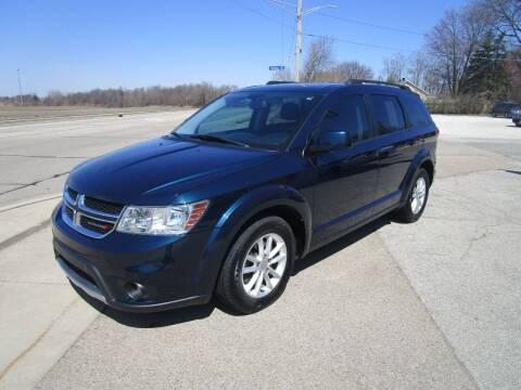 2014 Dodge Journey for sale at Dunlap Motors in Dunlap IL