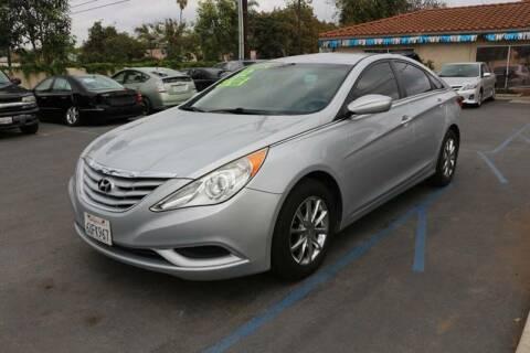2012 Hyundai Sonata for sale at MIKE AHWAZI in Santa Ana CA