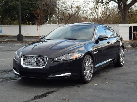 2012 Jaguar XF for sale at Gilroy Motorsports in Gilroy CA