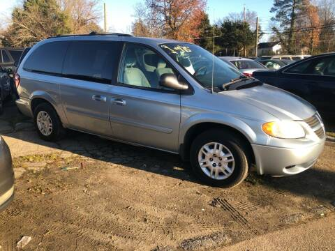 2005 Dodge Grand Caravan for sale at AFFORDABLE USED CARS in Richmond VA