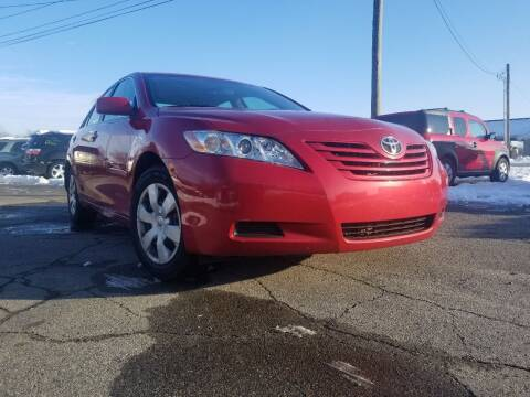 2009 Toyota Camry for sale at Sinclair Auto Inc. in Pendleton IN