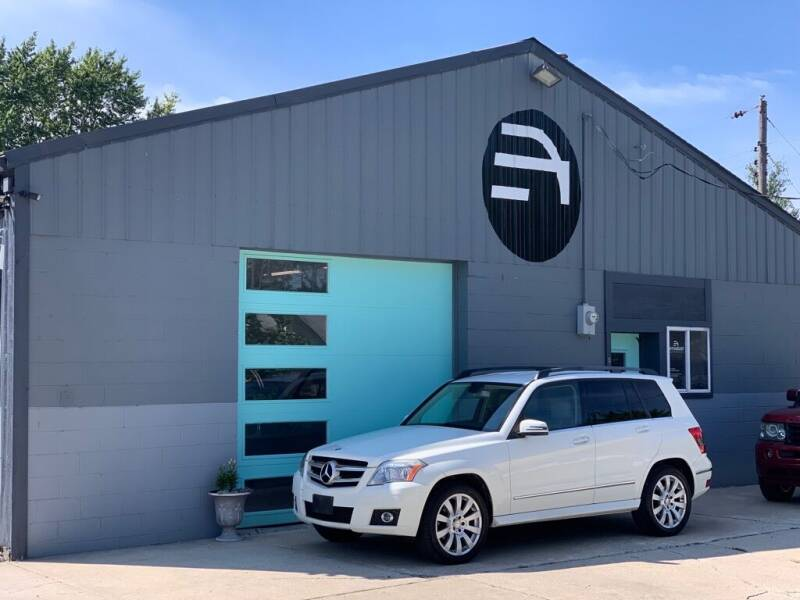 2010 Mercedes-Benz GLK for sale at Enthusiast Autohaus in Sheridan IN