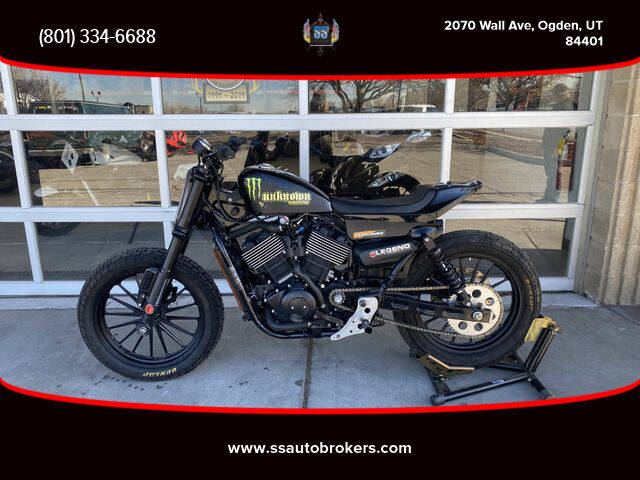 2017 Harley-Davidson XG750A Street Rod for sale at S S Auto Brokers in Ogden UT