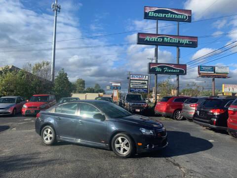 2014 Chevrolet Cruze for sale at Boardman Auto Mall in Boardman OH