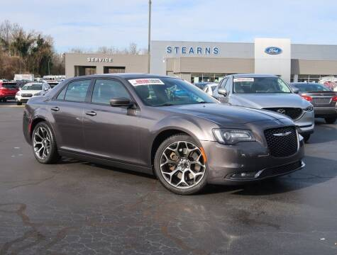 2015 Chrysler 300 for sale at Stearns Ford in Burlington NC