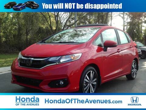 2020 Honda Fit for sale at Honda of The Avenues in Jacksonville FL