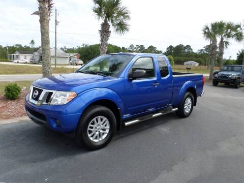 2014 Nissan Frontier for sale at First Choice Auto Inc in Little River SC