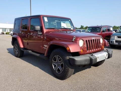 2008 Jeep Wrangler Unlimited for sale at Contemporary Auto in Tuscaloosa AL