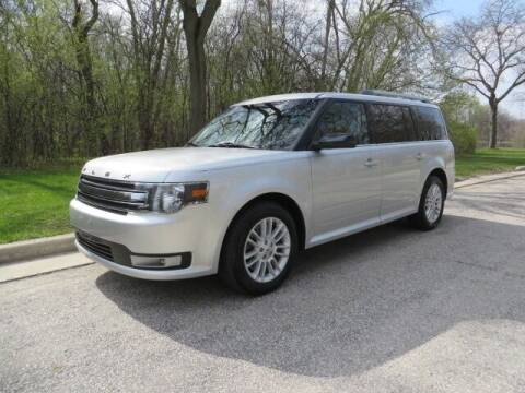 2014 Ford Flex for sale at EZ Motorcars in West Allis WI