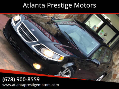 2006 Saab 9-5 for sale at Atlanta Prestige Motors in Decatur GA