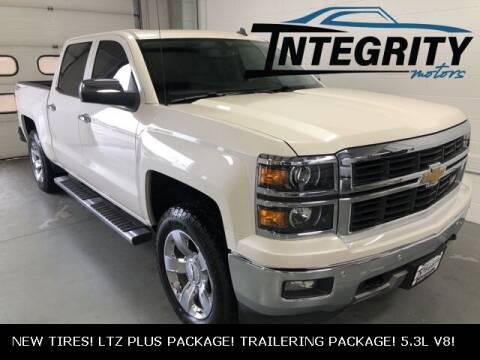 2014 Chevrolet Silverado 1500 for sale at Integrity Motors, Inc. in Fond Du Lac WI