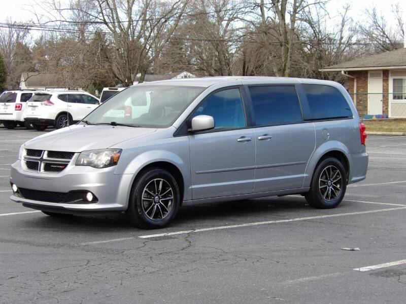 2017 Dodge Grand Caravan for sale at Access Auto in Kernersville NC
