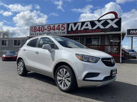 2017 Buick Encore for sale at Maxx Autos Plus in Puyallup WA
