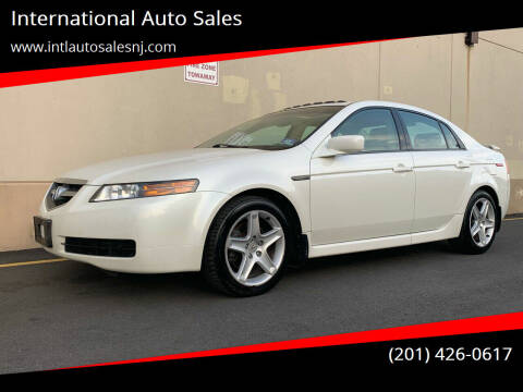 2005 Acura TL for sale at International Auto Sales in Hasbrouck Heights NJ