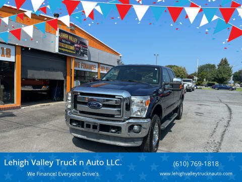 2012 Ford F-250 Super Duty for sale at Lehigh Valley Truck n Auto LLC. in Schnecksville PA