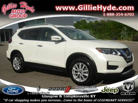 2018 Nissan Rogue for sale at Gillie Hyde Auto Group in Glasgow KY