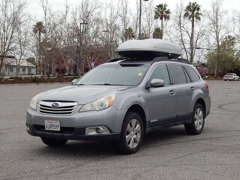 2010 Subaru Outback for sale at Crow`s Auto Sales in San Jose CA