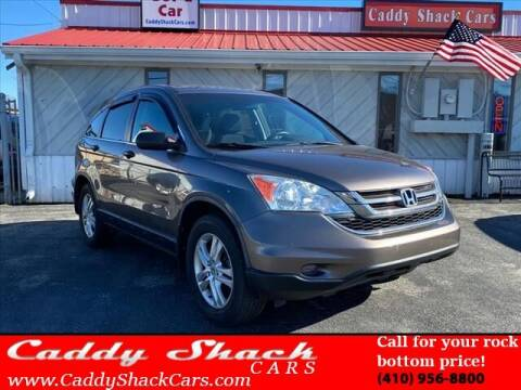 2011 Honda CR-V for sale at CADDY SHACK CARS in Edgewater MD