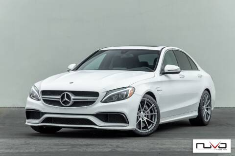 2018 Mercedes-Benz C-Class for sale at Nuvo Trade in Newport Beach CA