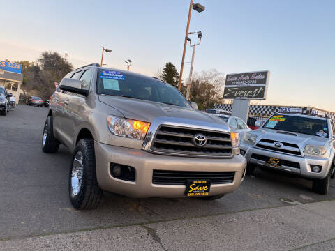 2008 Toyota Sequoia for sale at Save Auto Sales in Sacramento CA