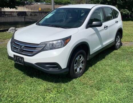 2012 Honda CR-V for sale at Car VIP Auto Sales in Danbury CT