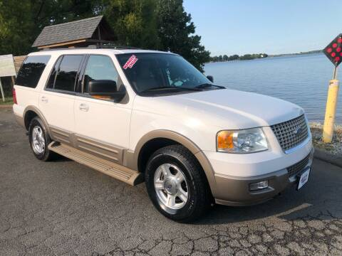 2004 Ford Expedition for sale at Affordable Autos at the Lake in Denver NC