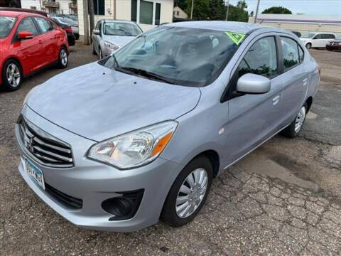 2017 Mitsubishi Mirage G4 for sale at CHRISTIAN AUTO SALES in Anoka MN