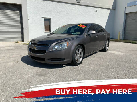 2011 Chevrolet Malibu for sale at Mid City Motors Auto Sales - Mid City South in Fort Myers FL