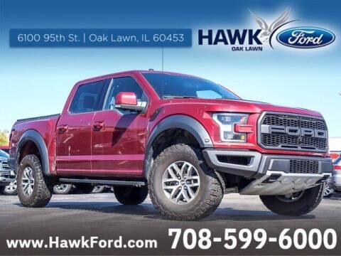 2017 Ford F-150 for sale at Hawk Ford of Oak Lawn in Oak Lawn IL