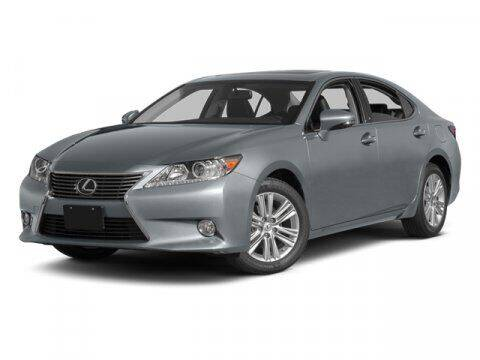 2013 Lexus ES 350 for sale at DAVID McDAVID HONDA OF IRVING in Irving TX