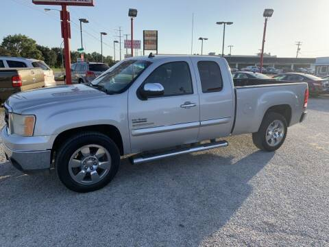 2010 GMC Sierra 1500 for sale at Texas Drive LLC in Garland TX