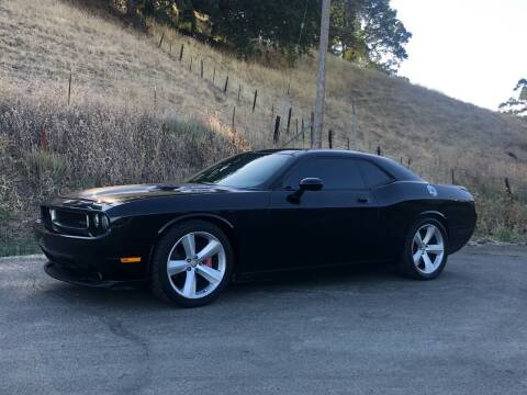 2008 Dodge Challenger for sale at BOARDWALK MOTOR COMPANY in Fairfield CA