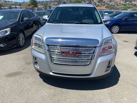 2013 GMC Terrain for sale at GRAND AUTO SALES - CALL or TEXT us at 619-503-3657 in Spring Valley CA