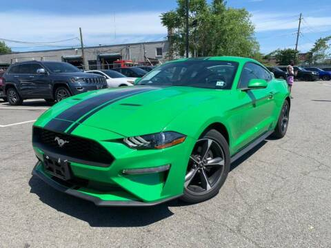2019 Ford Mustang for sale at EUROPEAN AUTO EXPO in Lodi NJ