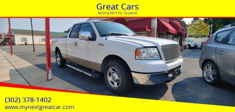 2004 Ford F-150 for sale at Great Cars in Middletown DE