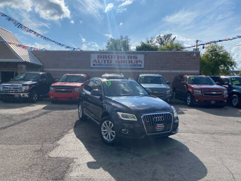 2013 Audi Q5 for sale at Brothers Auto Group in Youngstown OH