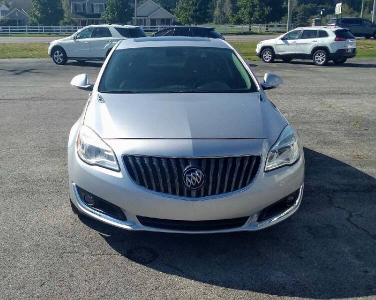 2014 Buick Regal for sale at Cars East in Columbus OH