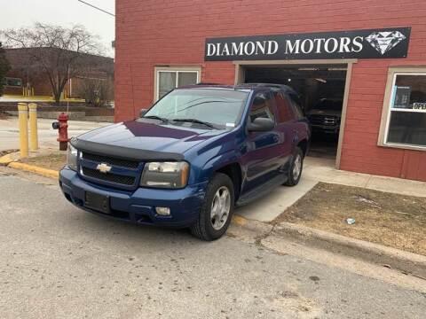 2006 Chevrolet TrailBlazer for sale at Diamond Motors in Pecatonica IL