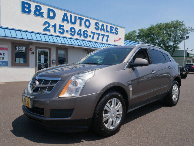 2012 Cadillac SRX for sale at B & D Auto Sales Inc. in Fairless Hills PA
