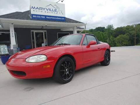 2000 Mazda MX-5 Miata for sale at Maryville Auto Sales in Maryville TN