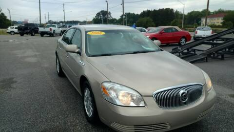 2008 Buick Lucerne for sale at Kelly & Kelly Supermarket of Cars in Fayetteville NC