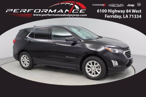 2018 Chevrolet Equinox for sale at Auto Group South - Performance Dodge Chrysler Jeep in Ferriday LA