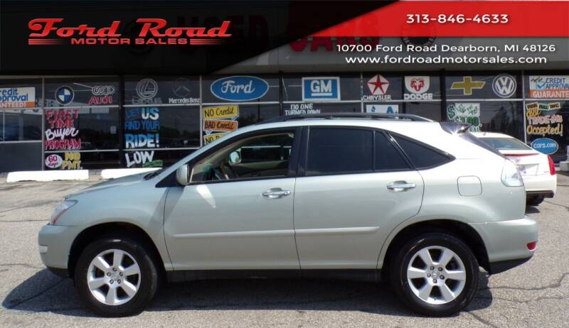 2009 Lexus RX 350 for sale at Ford Road Motor Sales in Dearborn MI