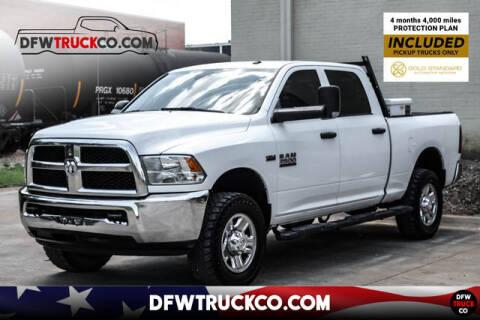 2016 RAM Ram Pickup 2500 for sale at DFWTRUCKCO.COM LLC in Dallas TX