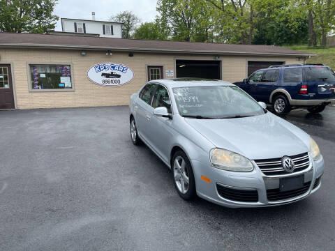 2009 Volkswagen Jetta for sale at KP'S Cars in Staunton VA