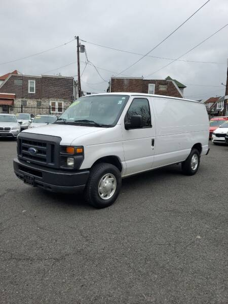 2014 Ford E-Series Cargo for sale at Key & V Auto Sales in Philadelphia PA
