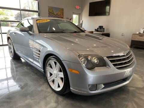 2004 Chrysler Crossfire for sale at Crossroads Car & Truck in Milford OH