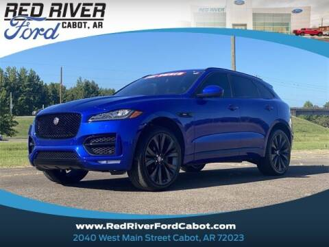 2019 Jaguar F-PACE for sale at RED RIVER DODGE - Red River of Cabot in Cabot, AR
